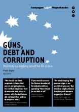 Guns, Debt and Corruption Report