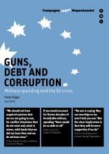 Guns, Debt and Corruption Report