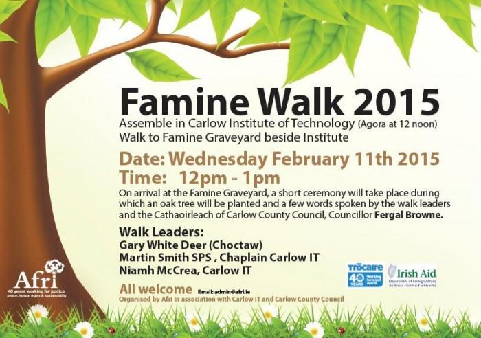 Famine Walk Carlow