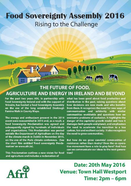 Food Sovereignty Assembly 2016 p1